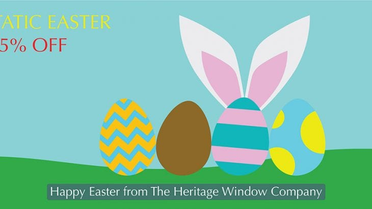 Easter Offer – 5% Off