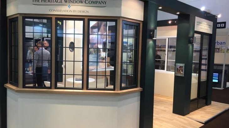 Homebuilding and Renovating Show, Surrey June 2016