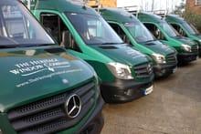 New Van Fleet for Heritage