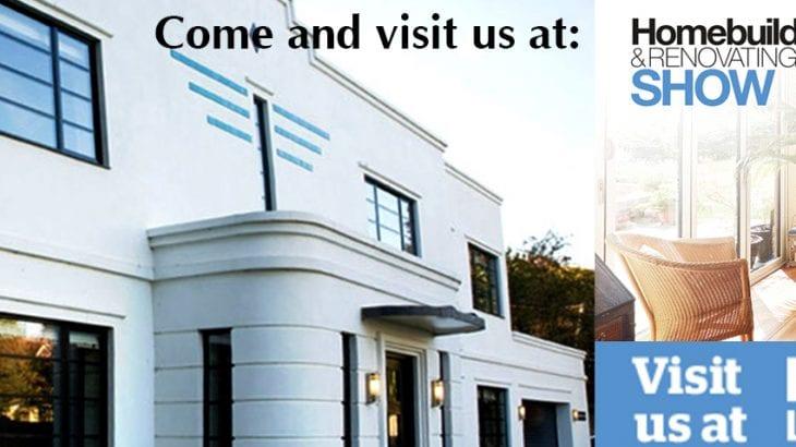 See Us At The London Homebuilding & Renovating Show